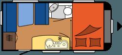 przyczepa campingowa